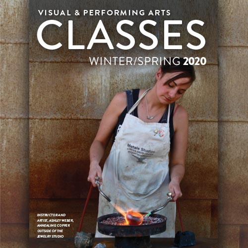 Classes winter/spring 2020