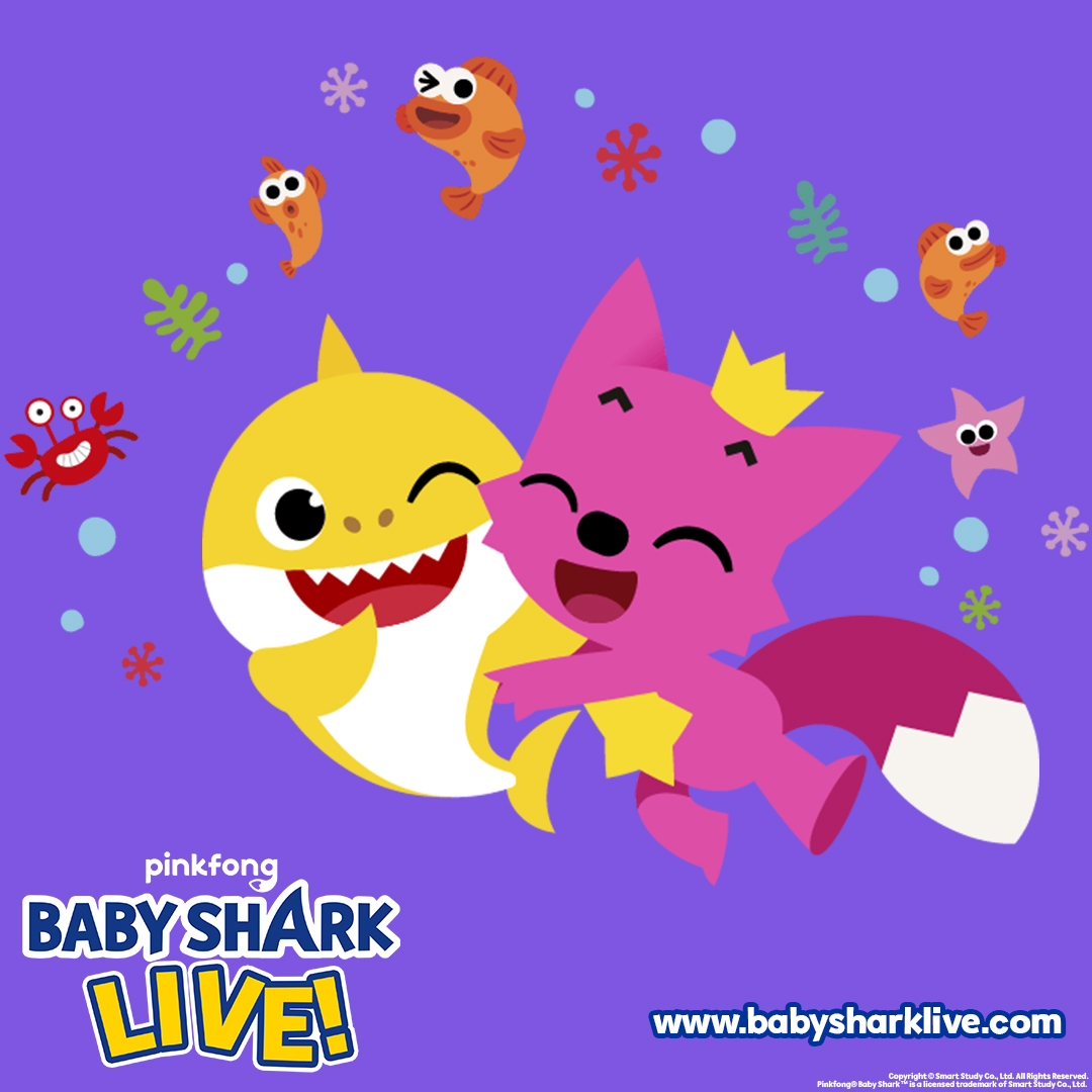 Baby Shark Live Arizona Phoneix Image