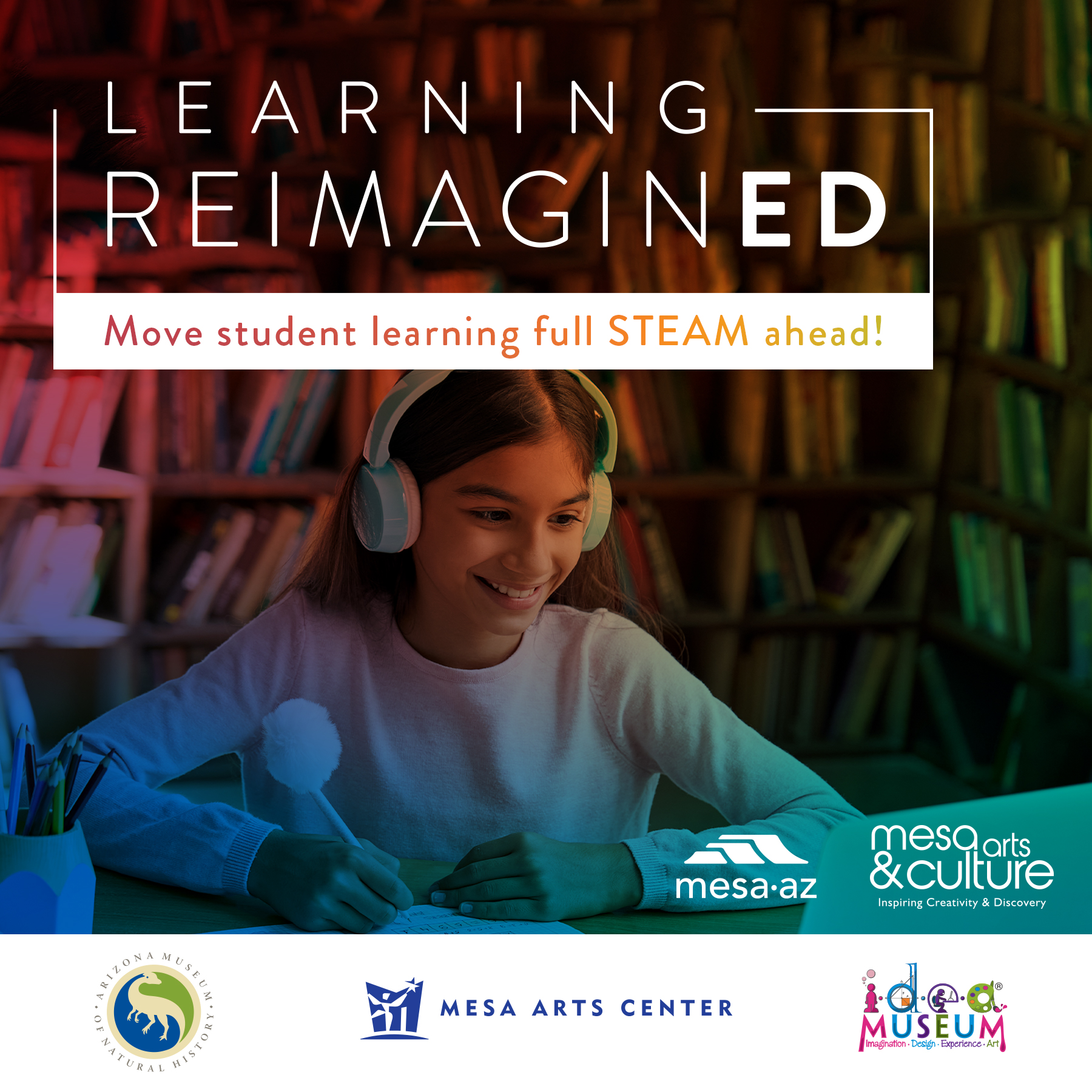 Learning Reimagined: Move student learning full steam ahead