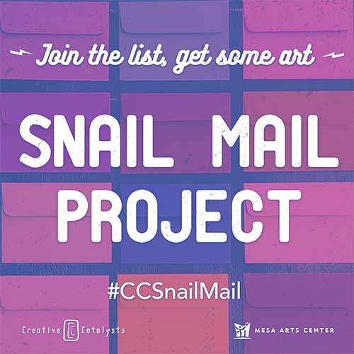Snail Mail Project #CCsnailmail