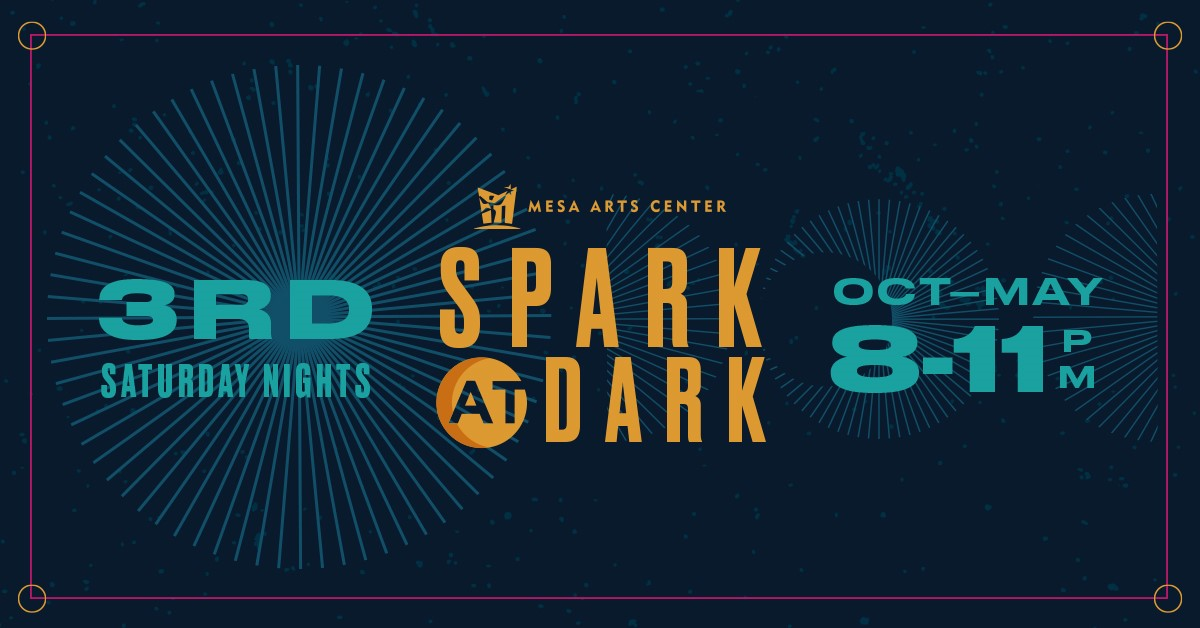Spark at Dark logo